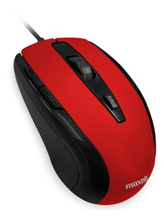 Mouse Usb Pc Notebook Optico 1000dpi Colores Mog-102