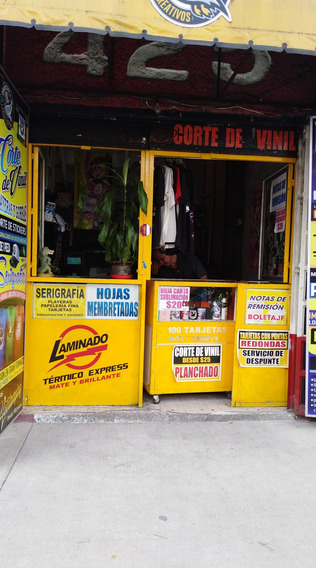 Local Comercial Con Punto De Venta Y Baño