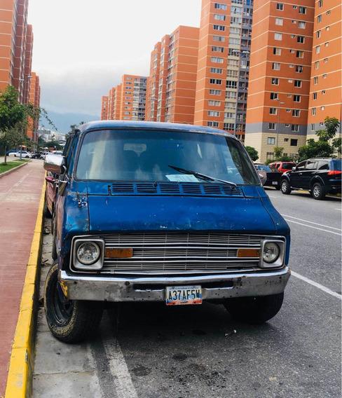 Dodge Ram Van Camioneta Pasajeros