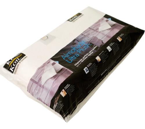 Imagen 1 de 2 de Almohada King Koil Ultra Plush 90x40 Cm