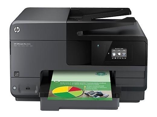 Multifuncional Hp Officejet Pro 8620 Completa E Nova