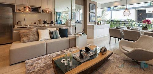 Apartamento Com 3 Dormitórios À Venda, 81 M² Por R$ 795.000,00 - Lapa - São Paulo/sp - Ap14680