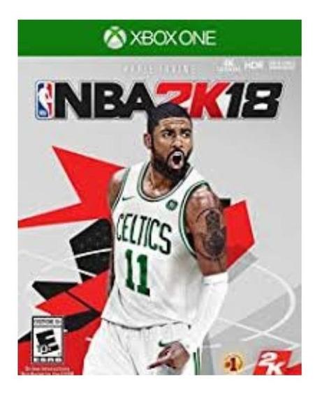 Nba 2k18 Xbox One Nuevo