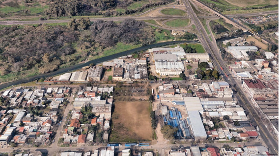 Planta Industrial | 34.852 M² | Hurlingham