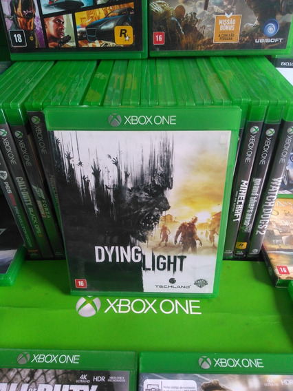 Jogo Dying Light Xbox One Original Mídia Física Barato