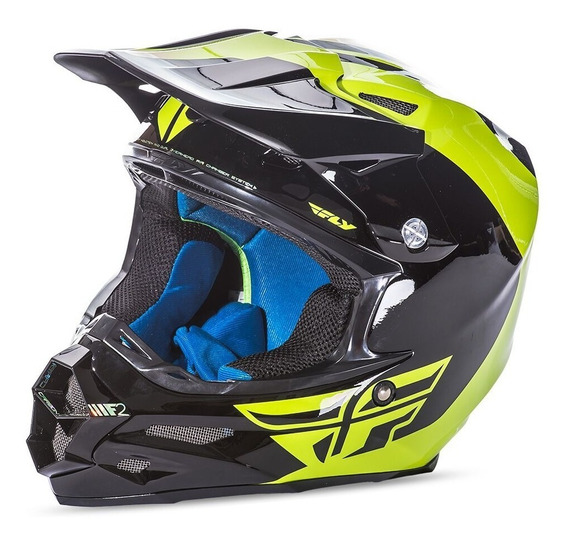 Capacete Fly F2 Pure Carbon Motocross (fly Racing) Motocross