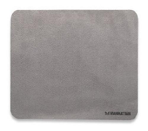 Imagen 1 de 3 de Mousepad Manhattan 3 En 1 Microfibra Gris 422871