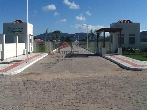 Terreno A Venda No Bairro Campeche Em Florianópolis - Sc.  - 3642-1