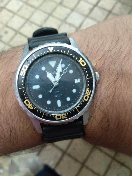 Relógio Orient Scuba Diver Antigo