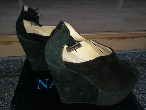 Zapatos Nazaria Para Salir Altos