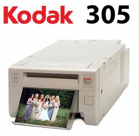 Impressora Fotográfica Kodak 305 C/ Kit Para 1000 Fotos