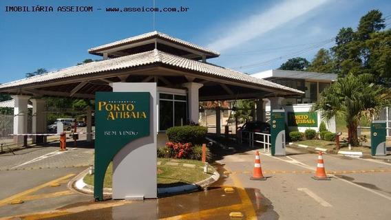 Terreno Em Condomínio Para Venda Em Atibaia, Condomínio Porto Atibaia - 287