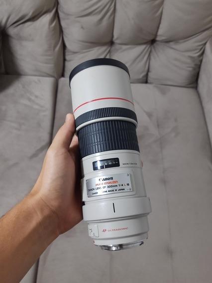 Objetiva Canon 300mm F4