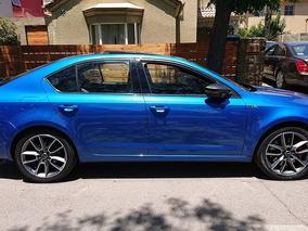 Skoda Octavia Vrs 2016 2.0t Tsi Dsg6 Azul Carrera 320hp