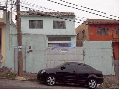 Galpão Comercial Para Locação, Vila Nova York, São Paulo. - Ga0004