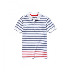 Polo Lacoste Infantil Pj621021