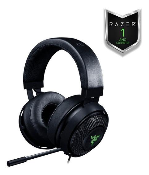Headset Kraken 7. 1 V2, Razer, Microfones E Fones De Ouvido