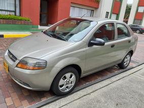 Chevrolet Aveo Ls Fe Mt 1600 Aa 2012