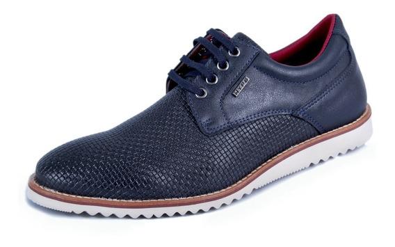 Sapato Masculino Oxford Lançamento Conforto Total Ref:1003