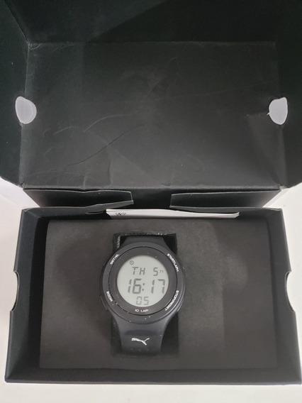 Relógio Puma Digital Black