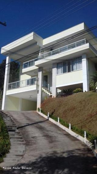 Casa Para Venda Em Teresópolis, Golfe, 4 Dormitórios, 4 Suítes - Ca053_2-833105