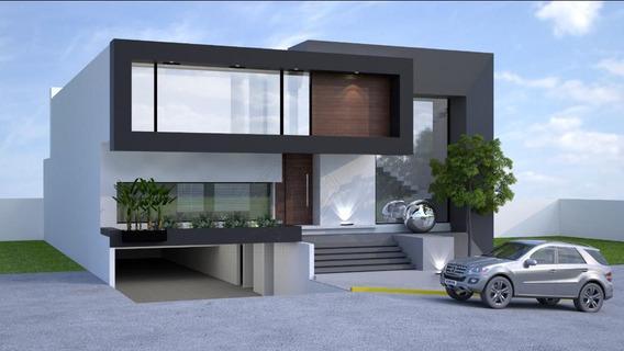 Casa En Preventa, Residencial La Vista , Bosque Real (ld)