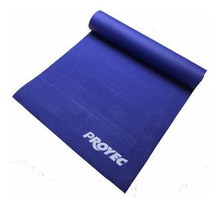 Colchoneta Yoga Mat Pilates 6 Mm Proyec Matt Pvc Pilates