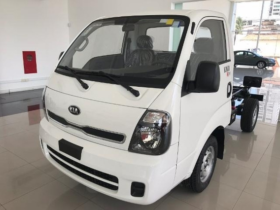 Kia Bongo 2.5 Std 4x2 Rs Turbo S/ Carroceria 2p