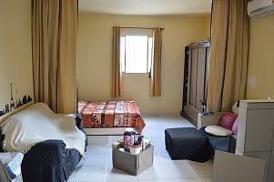 Apartamento Para Venda Em São Vicente, Vila Voturuá, 1 Dormitório, 1 Banheiro, 1 Vaga - Sv008_2-937474