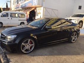 Mercedes-benz Clase C 63 Amg Coupe Black Race Edition