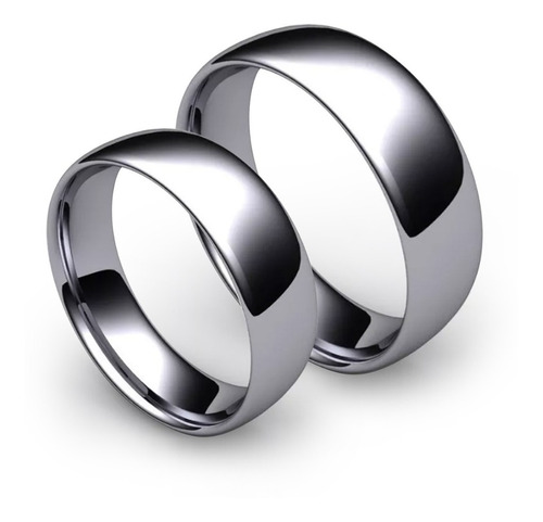 Argollas Matrimonio Plata+estuche+arras +obsequio Anillo
