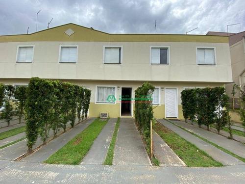 Imagem 1 de 13 de Casa Com 2 Dormitórios À Venda, 55 M² Por R$ 215.000 - Portal Dos Pinheiros - Cotia/sp - Ca6054