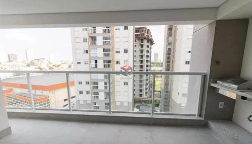 Apartamento À Venda, 3 Quartos, 1 Suíte, 2 Vagas, Das Nações - Santo André/sp - 99937