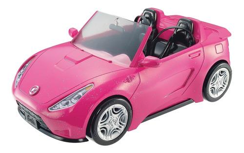 Barbie Coche Convertible Muñeca Para Niñas