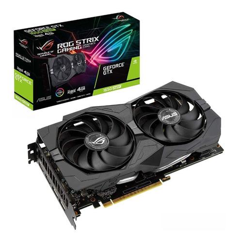 Placa Video Geforce Asus Gtx 1650s Super 4gb Strix Mexx 1