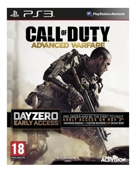 Call Of Duty Advanced Warfare Day Zero Edition - Ps3