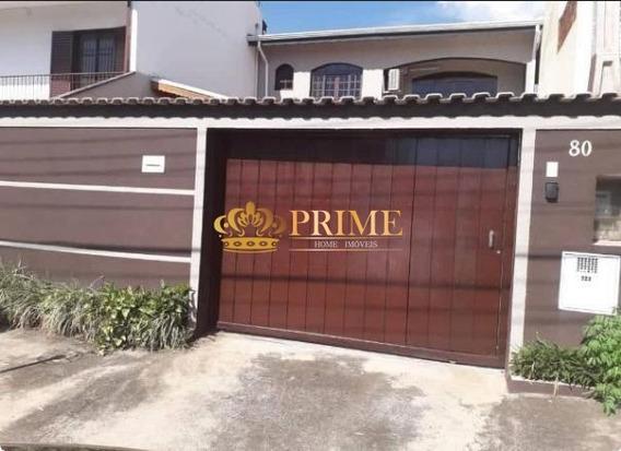 Casa À Venda Em Parque Residencial Vila União - Ca003599
