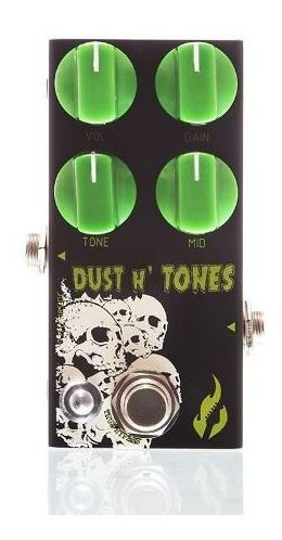 Pedal Fire Dust N´ Tones Distortion Mini