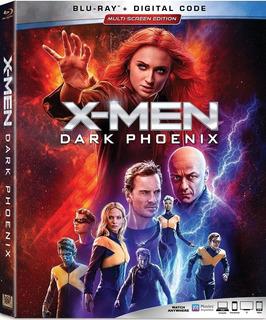 X-men Fenix Negra Blu Ray Dublado E Legendado