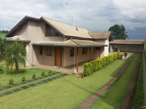 Excelente Chácara Condomínio Portal Dos Lagos - Ch00016 - 32130115