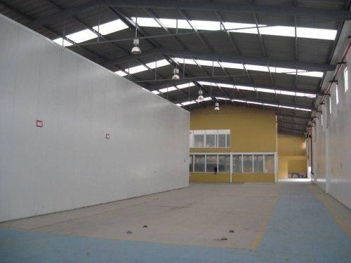 Bodega Renta 1650 M2, En Agua Blanca Industrial, Jal.mx.