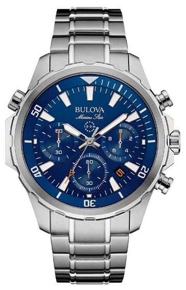 Relógio Bulova Masculino Marine Star 96b256