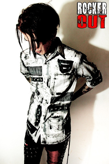 Camisas Rocker Out Hombre - Mujer