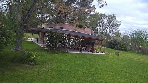 Imagen 1 de 11 de Dueño Vende Quinta Santa Anita Cañuelas Arbolada Escriturada