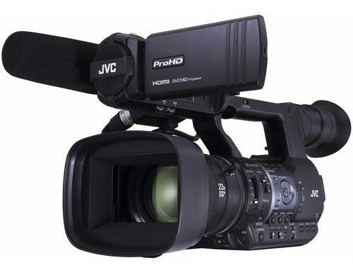 Jvc Gy Hm660 Prohd Mobile News Streaming Camera