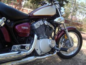 Excelente Virago 250cc 15,000kms Factura De Agencia Yamaha