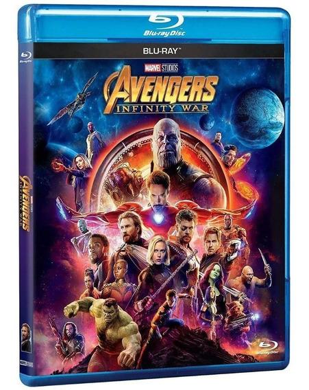 Blu Ray Avengers Infinity War