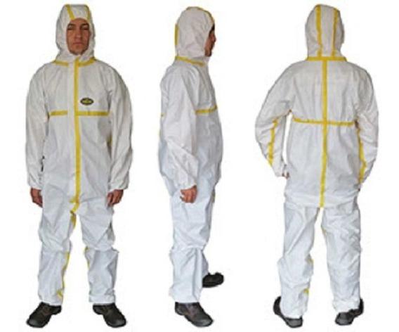 Overol Antifluidos Steelpro 7730 De Protección Talla Xl