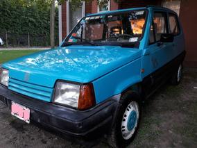 Fiat 147 No! Es Seat Marbella 0.9 Fiat Panda 2da Dueña