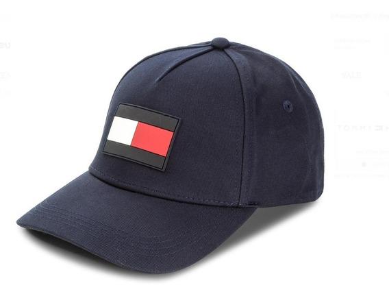 Boné Tommy Hilfiger Th Flag Cap Original + Frete Grátis